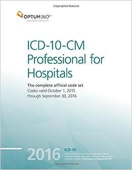 Icd 10 cm book 2016 pdf