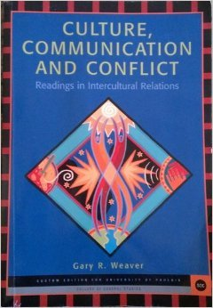 Culture Communication and Conflict