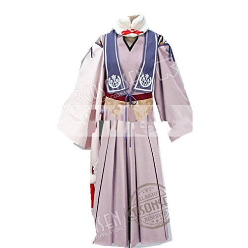 The Sword Dance Touken Ranbu Online cosplay costume Imanotsurugi