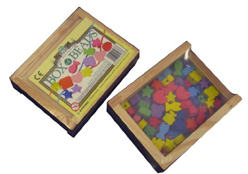 House of Marbles Box of Beads - 1