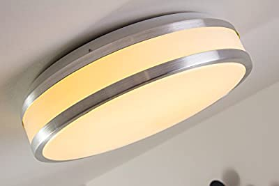 Round LED ceiling Light Sora 1380 Lumen 18 Watt 3000 Kelvin 35 cm Diameter