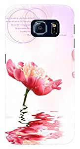TrilMil Printed Designer Mobile Case Back Cover For Samsung Galaxy S6 Edge