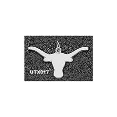 University of Texas Solid Longhorn Giant - 14K Gold by Logo Art