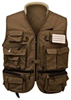 Frogg Toggs Hellbender ToadSkinz Pack Vest, Large, Forest Green by Frogg Toggs