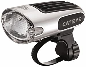 CatEye Single Shot USB Rechargeable Bicycle Headlight HL-EL600RC