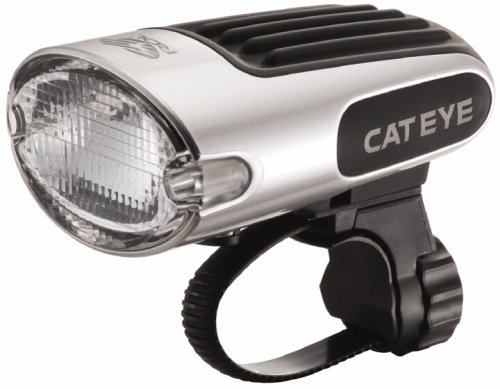 Cateye HL-EL600RC?Single Shot LED Bicycle Light