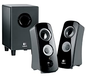 Logitech Speaker System Z323 with Subwoofer by Logitech, Inc