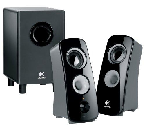 Logitech-Speaker-System-Z323-Black