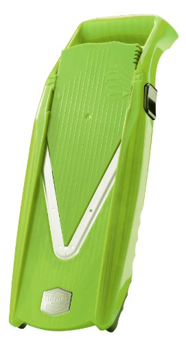 Swissmar Borner V Power Mandoline V-7000, Green (Swiss Borner Mandoline Slicer compare prices)