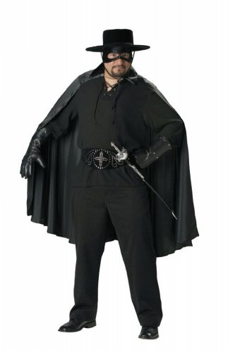 In Character Men's Bandido Costume Adult Plus Size