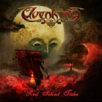 Red Silent Tides by Elvenking (2011) Audio CD