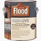 Flood Cwf-Uv5 Wood Finish Oil Base Natural 1 Gl