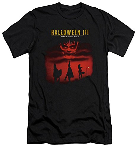 Halloween III Season Of The Witch Slim Fit T-Shirt UNI347SF
