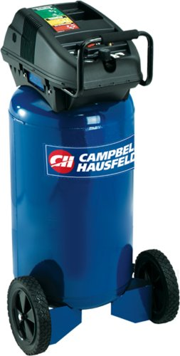 Campbell Hausfeld Wl6111 26 Gallon Asme Vertical Air Compressor