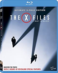 X-Files: I Want to Believe [Blu-ray]