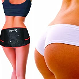 As Seen on TV Butt Toning System with Controller - Shape 'N' Lift Bottom & Thigh Toner (Get Firm in 30 Days)