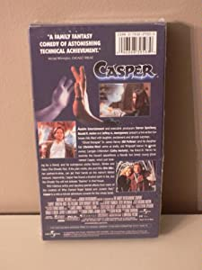 Amazon.com: Casper: Movie [VHS]: Bill Pullman, Christina ...