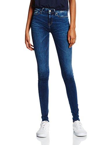 Tommy Hilfiger Como Rw, Jeans Donna, Blu (Doreen), W25/L30
