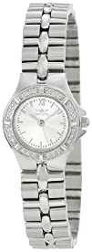 Invicta Womens 0135 Wildflower Collection Stainless Steel Watch