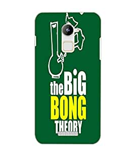 COOLPAD NOTE 3 LITE BIG BONG Back Cover by PRINTSWAG