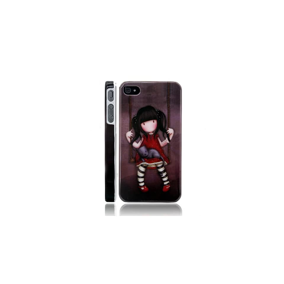 Apple iPhone 4 / 4s Candy Girl Cover Protector Hard Case for iPhone 4S/ iPhone 4