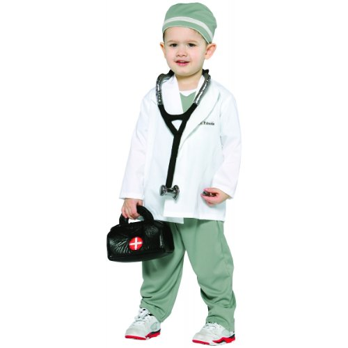 Future Doctor Costume - Toddler