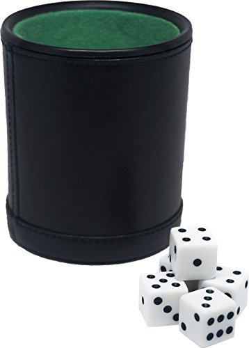 fat-cat-felt-lined-dice-cup-with-5-dice
