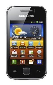Samsung GT-S5360 Galaxy Y Smartphone HSDPA/3G/EDGE/GPRS Wifi Bluetooth GPS Android Noir