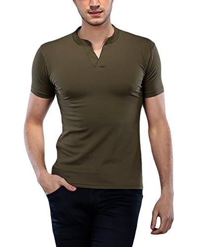 Philip Loren T-Shirt grün