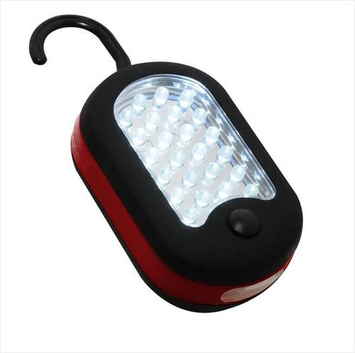 Rampage 769701 Led Trouble Light With Magnet