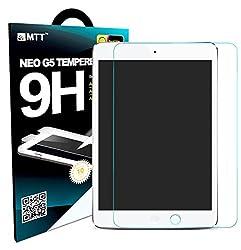 MTT Tempered Glass Screen Protector Guard for Apple iPad Mini / Mini 2 / Mini 3