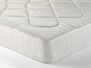 Snuggle Beds Snuggle Damask Quilt 4&' Small Double Mattress       reviews and more information