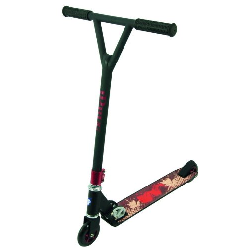 JD Bug Pro Extreme Scooter MS143P - Black/Red (2012 Model)