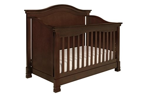 Million Dollar Baby Classic Louis 4-in-1 Convertible Crib, Espresso (Million Dollar Baby Crib Espresso compare prices)