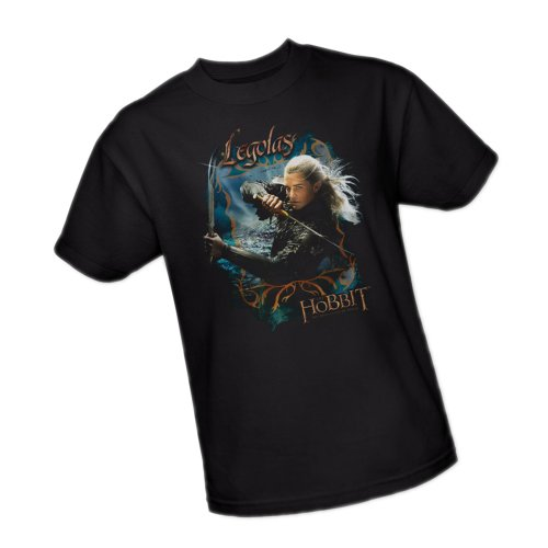 Legolas Knives -- The Hobbit: The Desolation Of Smaug Adult T-Shirt