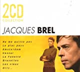 Coffret 2 CD : Jacques Brel
