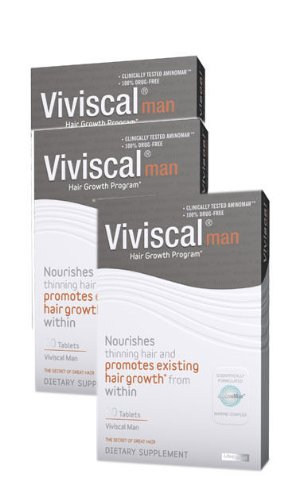 Viviscal Man Hair Nutrient Hair Loss Vitamins For Men 3 Month Supply Fast Shipping Stock At Us.