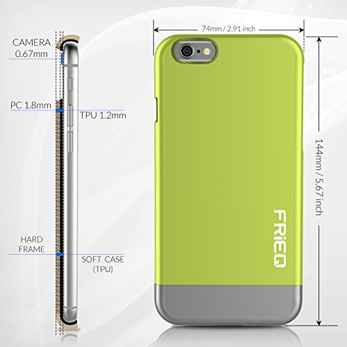 Iphone 6 case frieq iphone 6 case protective soft for Interior iphone 6