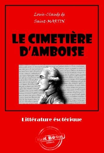 Couverture du livre Le cimetière d'Amboise