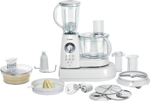 Bosch MCM5530 Food Processor, White Finish by Bosch
