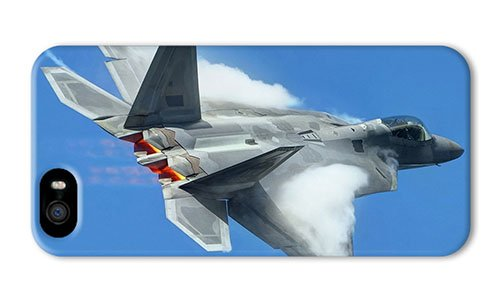 Hipster Iphone 5 Covers Popular F22 Sound Barrier Pc 3D For Apple Iphone 5/5S
