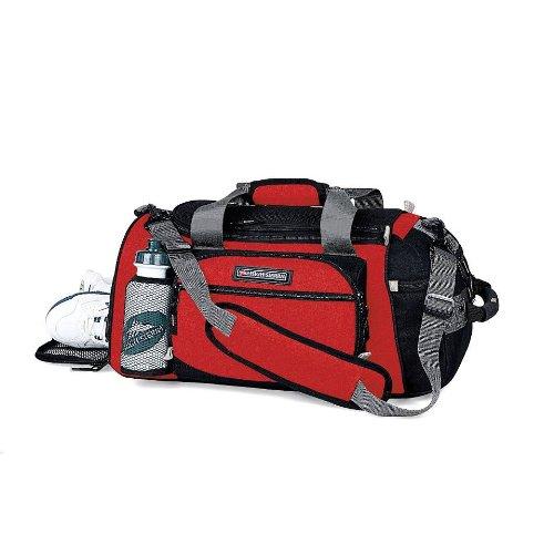 High Sierra Water Bottle Sport Duffel Bag
