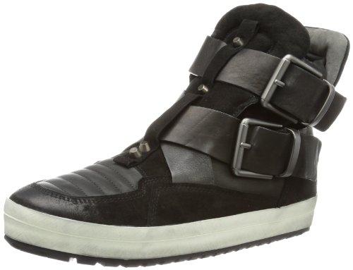 Kennel und Schmenger Schuhmanufaktur Bombay 61-19460.480, Sneaker donna, Nero (Schwarz (schwarz)), 38