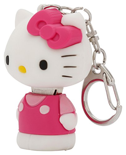 Hello Kitty 8GB 3D USB Flash Drive (46209-3D-BB-X)