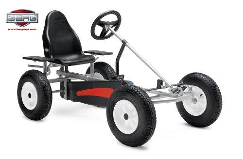 BERG Basic AF Riding Toy - Black / Silver