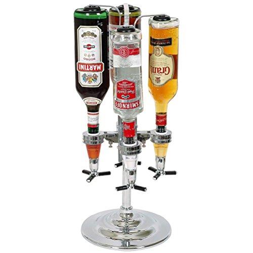 4 Flaschen Schnaps Händler