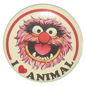 i love animal the muppet