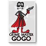 PosterGuy Crime Master Gogo Crime Master Gogo, Gogo, Master, Bollywood, Andazapnaapna, Movies, Artsy, Poster
