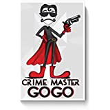 PosterGuy Crime Master Gogo Crime Master Gogo, Gogo, Master, Bollywood, Andazapnaapna, Movies, Artsy, Poster (A4)