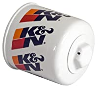 K&N HP-1004 Performance Wrench-Off Oil Filter from K&N Engineering